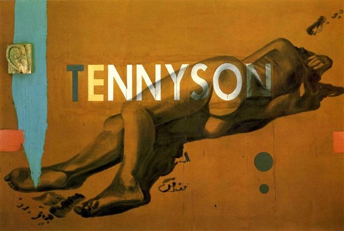 tennyson by david salle