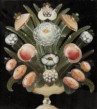 bouquet de fleurs by suzane bartolini