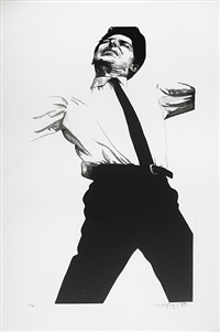 jules by robert longo