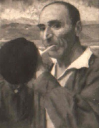 campesino vasco by julián ibáñez de aldecoa