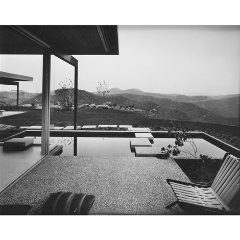 singleton house los angeles ca by julius shulman