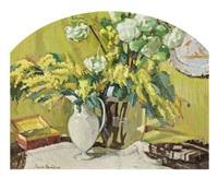 interior still life by bessie ellen davidson