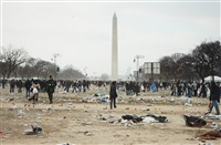 30 minutes after inauguration by catherine opie