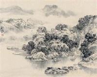 山水 by liu xun