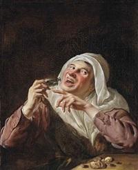 an allegory of taste by petrus staverenus