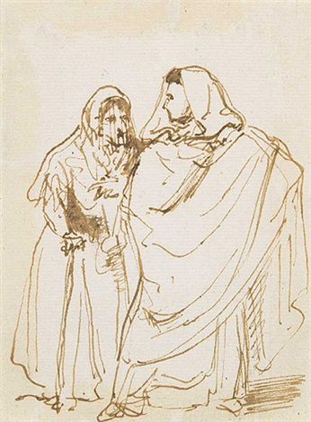 el embotado y la vieja by leonardo alenza y nieto