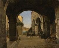 cortile rustico by enrico gaeta