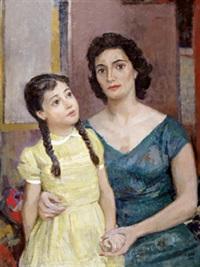 mamma e figlia by savinio labo