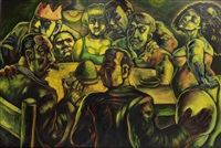 salome by peter howson