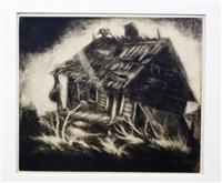 ruined cabin by dox thrash