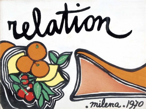 relation by milena milani