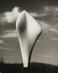 sculpture by hans namuth