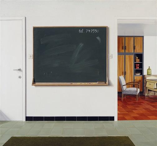 Mijn interieur by Antoon de Clerck on artnet