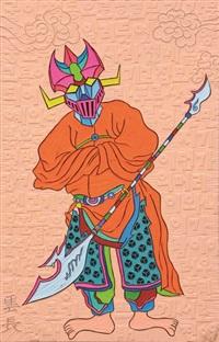 untitled (from three kingdoms series) by seong taejin