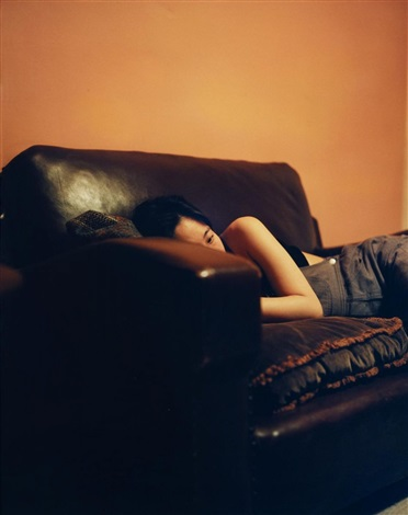 television portrait, yuki london by paul graham
