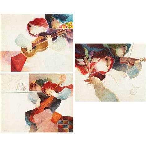 musician series 3 works by alvar