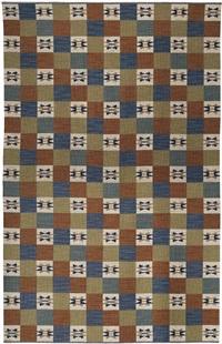 rutmattan rug, designed by marta maas-fjetterstrom