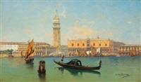in venedig by otto geleng