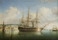 conquerer off queenstown by george atkinson