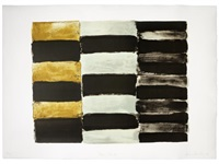 paris black by sean scully