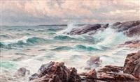after the storm by berndt adolf lindholm