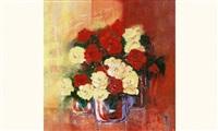 les trois bouquets by anne varrailhon
