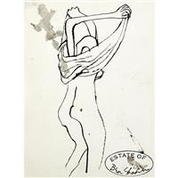 untitled (7 works) by ben shahn