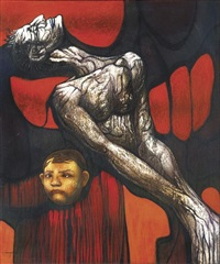 hijo con padre muerto by mario orozco rivera