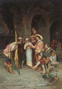 the fortune teller by publio de tommasi