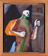 possession #25 by fritz scholder