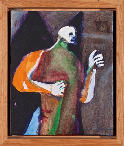possession 25 by fritz scholder