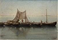 pescadores by carlos corsetti