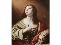 the magdalen by guido reni
