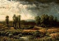 paisaje by johann wilhelm schirmer