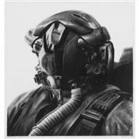 study for pilot by robert longo