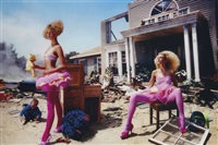 vogue war: kids by david lachapelle