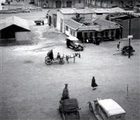 alexandria, port, egypte by ellen auerbach