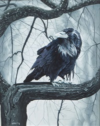 the raven by phillip hoye