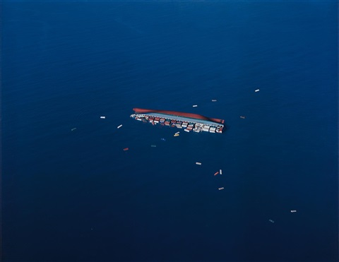 untitled (capsized) by florian maier-aichen