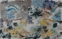 abstract composition by douglas macdiarmid