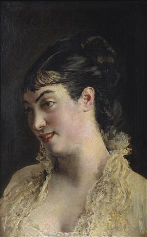 la bella donna by giovanni boldini
