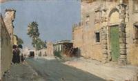 vita nella strada assolata by francesco raffaello santoro