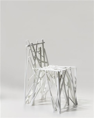 c2 chair from the solid series by patrick jouin
