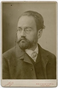 émile zola paris by nadar
