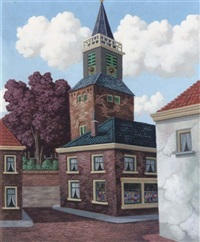the church of nigtevegt by toon van den muysenberg