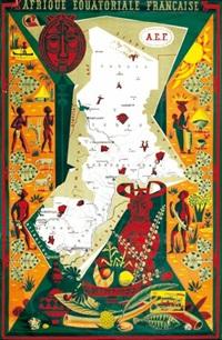afrique equatoriale française by alain cornic