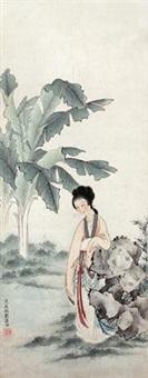 清韵图 by liu lingcang