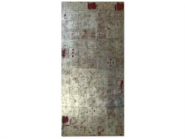 ecorce vive 1 série stèles by jean marc vachter