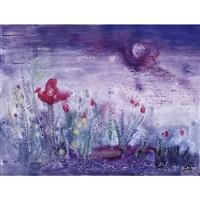 todo violeta by manuel baeza