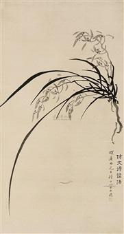 兰花 by liang jiutu
